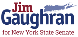 Gaughran for State Senate logo